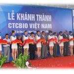 The CTCBIO Viet Nam factory located at Lot I5-3 Saigon High Tech Park has officially operated.