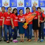First Award of KSR to best staff